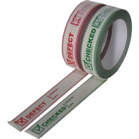 Gaffergear PVC Checked en Defect tape set