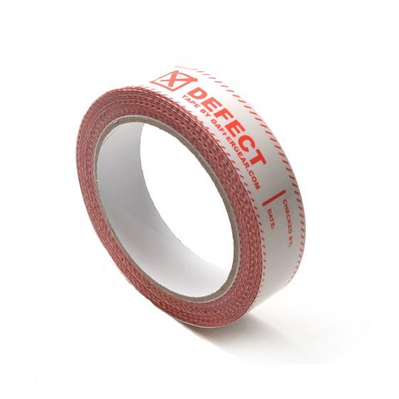 Gaffergear PVC Defect tape 25mm. x 66 mtr