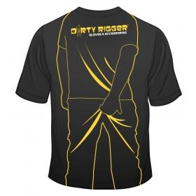 Dirty Rigger t-shirt Scratching Man