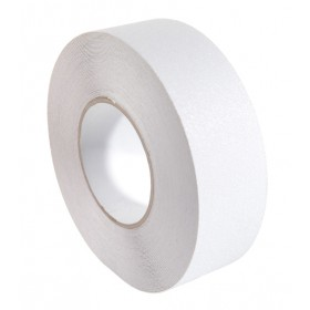 Antislip tape 100mm x 18,3m wit