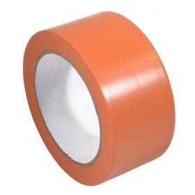 Vloermarkeringstape 50mm x 33m Oranje