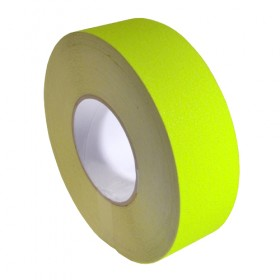 Antislip tape 100mm x 18,3m neon geel