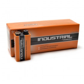 Duracell Industrial 9V, doosje 10 stuks