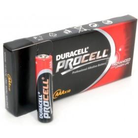Duracell Industrial AAA, doosje 10 stuks