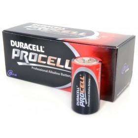Duracell Industrial D, doosje 10 stuks