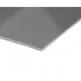 Harmony Gloss hoogglans dansvloer 150cm x 25m mid grijs 1240