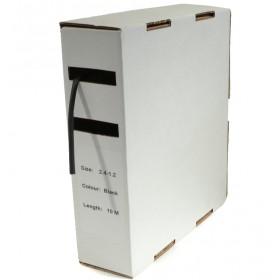 Krimpkous H-2 box 1.6 Ø / 0.8 Ø 15m zwart