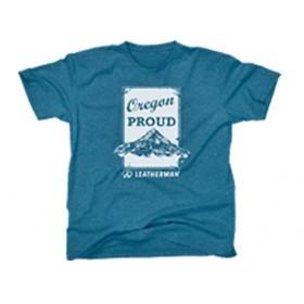 Blue Oregon Proud T-Shirt