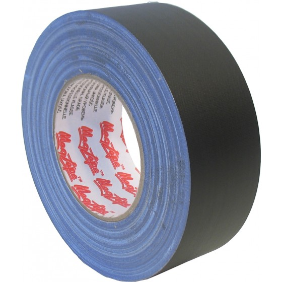MagTape Matt 500 50mm x 50m zwart