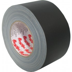 MagTape Matt 500 75mm x 50m zwart