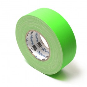 MagTape XTRA neon gaffa tape 50mm x 50m groen