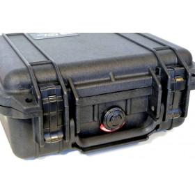 Peli Case 1200 Zwart