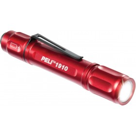 Peli 1910 LED rood