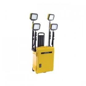 Peli 9470B 4LED Head Intelligent Control Yellow