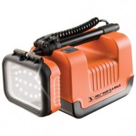 Peli 9435 ATEX Approved Remote Area Lighting System Orange
