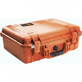 Peli Case 1500 Oranje EMS uitvoering