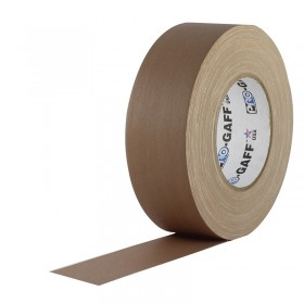 Pro-Gaff gaffa tape 48mm x 22,8m tan