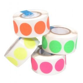 Pro-Gaff Dot 19mm - 400 stuks kleurenpakket