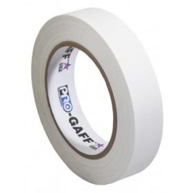 Pro-Gaff gaffa tape 24mm x 22,8m wit