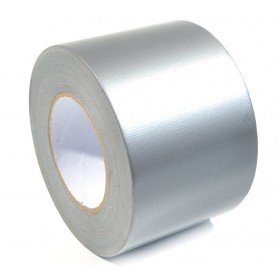 RL27 Duct tape 100mm x 50m grijs