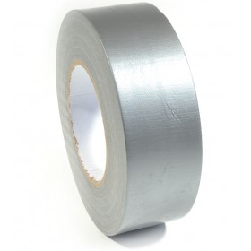 RL27 Duct tape 50mm x 50m grijs