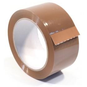 Royal PP verpakkingstape 50mm x 66m bruin