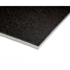 Sonata dansvloer 200cm x 20m zwart