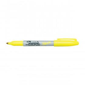 Sharpie permanent marker - Neon Geel