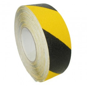 Antislip tape geel/zwart