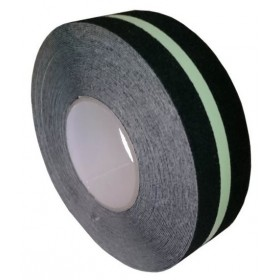 Antislip tape 50mm. x 18,3m Glow line