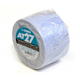 Advance AT-27 PVC tape 50mm. x 33m. Transparant