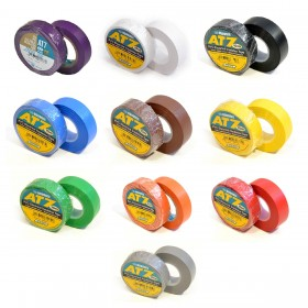 Advance AT7 PVC tape 10 kleuren pakket (10 rollen)