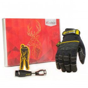 Dirty Rigger Cadeaubox - Comfort Fit handschoenen - maat M