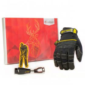 Dirty Rigger Cadeaubox - Comfort Fit handschoenen - maat XL