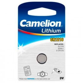 Camelion CR1216 3 Volt knoopcell / BP1