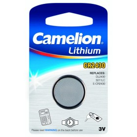 Camelion CR2430 3 Volt knoopcell / BP1