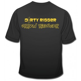 Dirty Rigger t-shirt Urban Rigwear voorkant