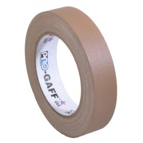 Pro-Gaff gaffa tape 24mm x 22,8m tan