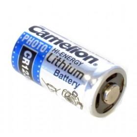 Camelion Lithium batterij CR123A liggend