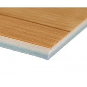 Dynamic schokabsorberende dansvloer 200cm x 15m licht hout