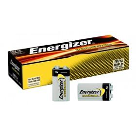 Energizer Industrial 6LR61 9V, doosje 12 stuks