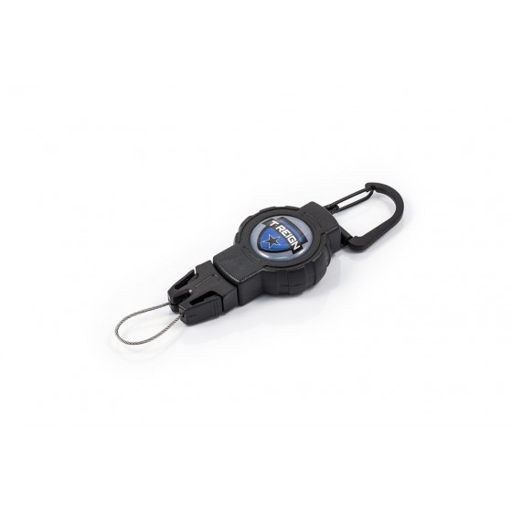T-Reign Retractable Gear Thether Small Carabiner