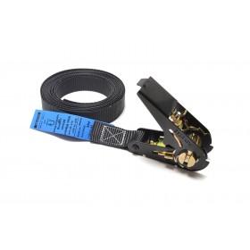 Gaffergear spanband 25mm x 5m zwart