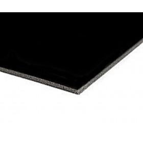 Opus dansvloer 200cm x 20m zwart