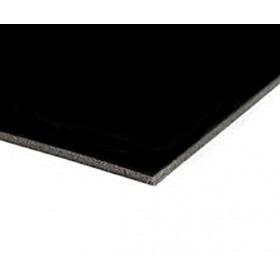 Harmony matt dansvloer 200cm x 20m mat zwart 1991