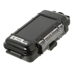 Peli Case i1015 iPhone Zwart / Zwart