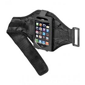 Sportbag voor iPhone zwart / zwart