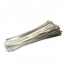 RVS Kabelbinders 7,9 x 350 mm - zak 100 stuks