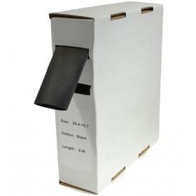 Krimpkous H-2 box 19.0 Ø / 9.5 Ø 5m zwart