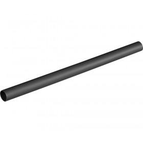 Krimpkous 2:1 per meter 9.5 Ø / 4.8 Ø 5m zwart